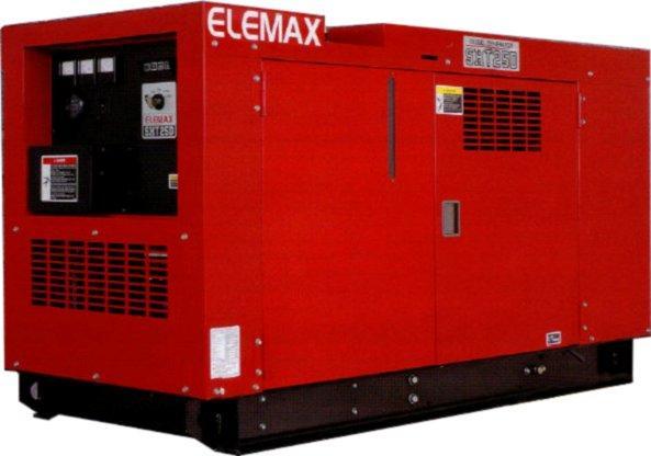 Máy phát điện ELEMAX SH15D - 14KVA