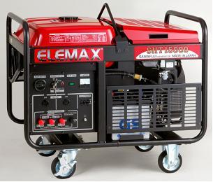 Máy phát điện ELEMAX SHT11500 - 10.5KVA