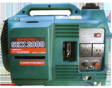 Máy phát điện ELEMAX SHX2000 - 1900W